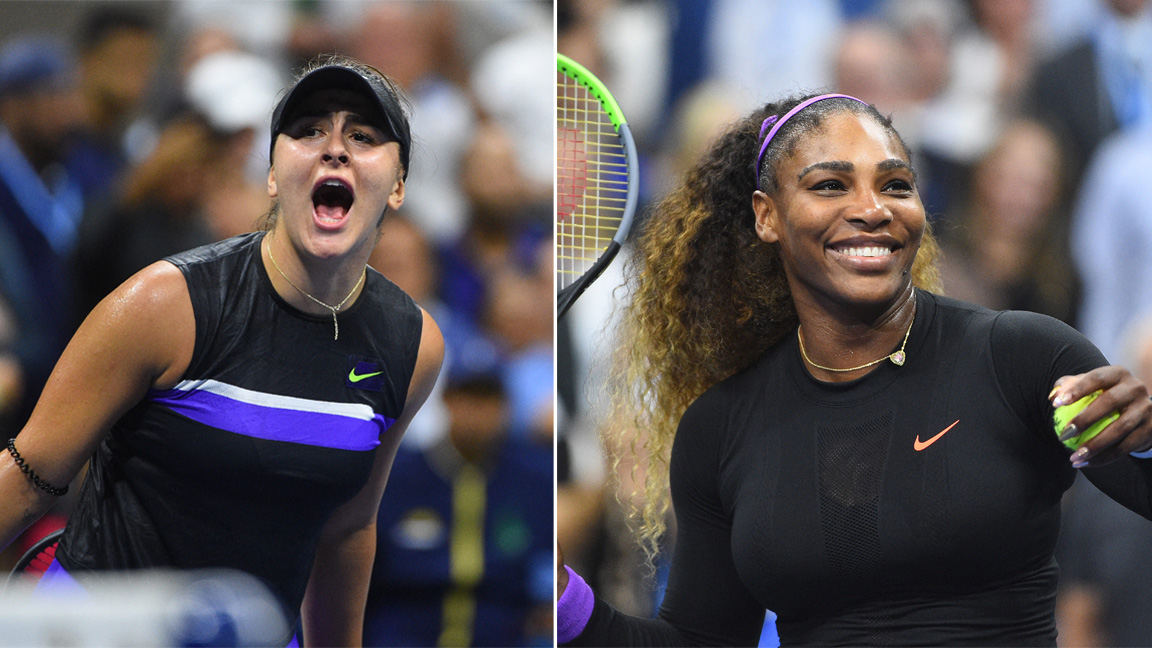 US Open: Serena Williams closes on record Grand Slam title