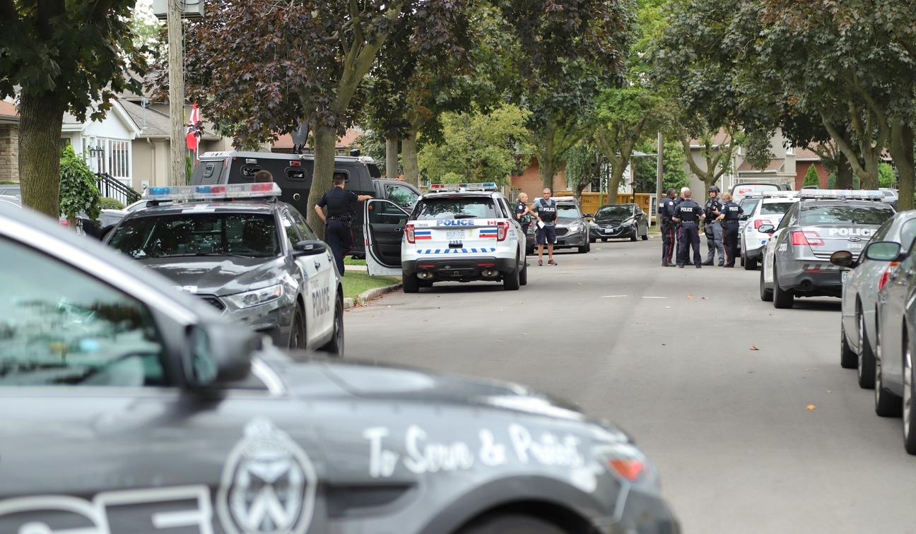 Toronto police investigate 'suspicious incident' at