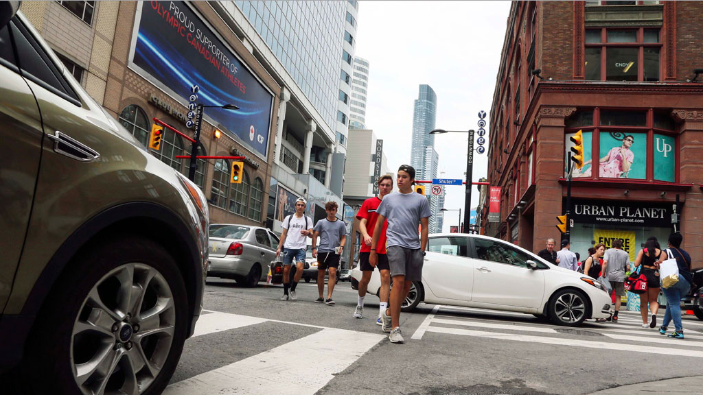 Why pedestrians keep dying on Toronto's streets