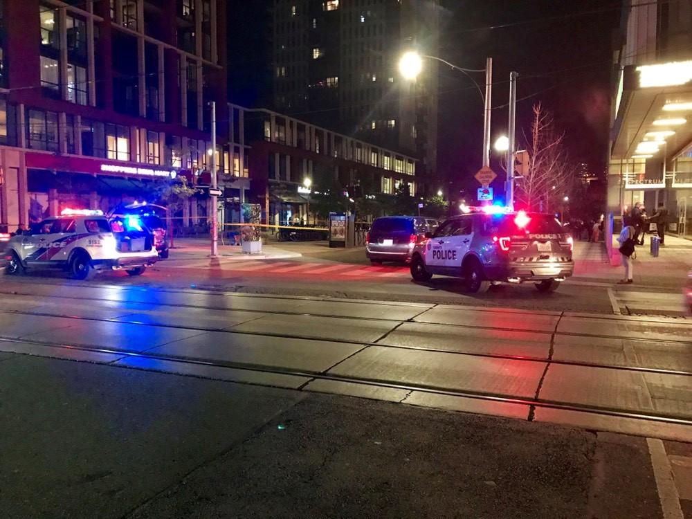 Man injured in Regent Park shooting