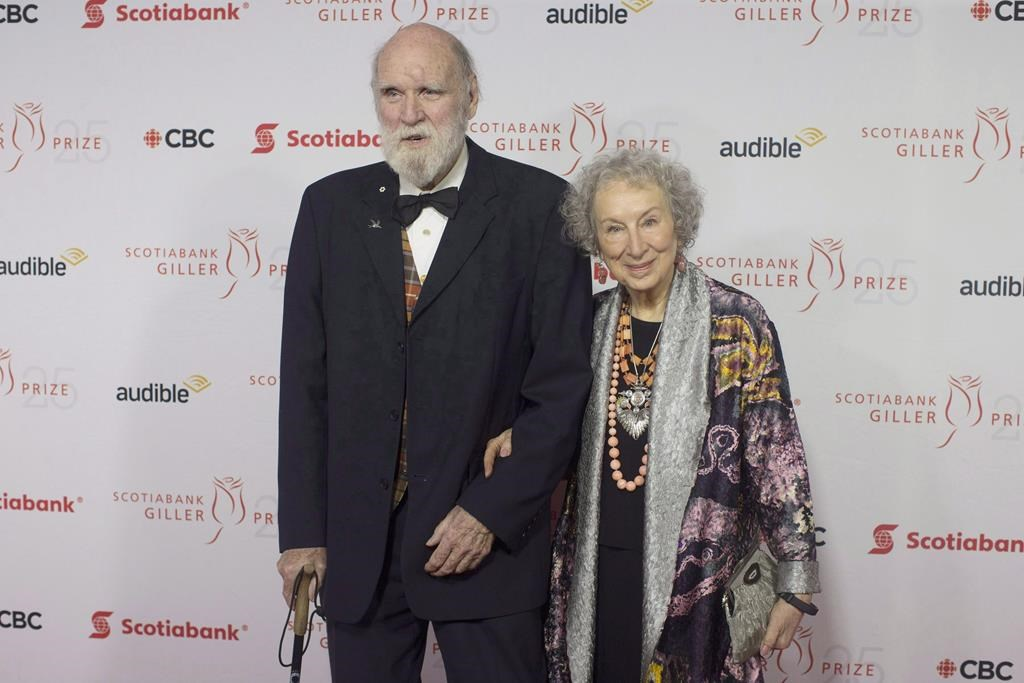 Canadian author Graeme Gibson dead at 85