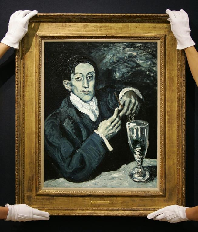 Exhibit of Picasso's 'blue period' heading to the Art Gallery of Ontario