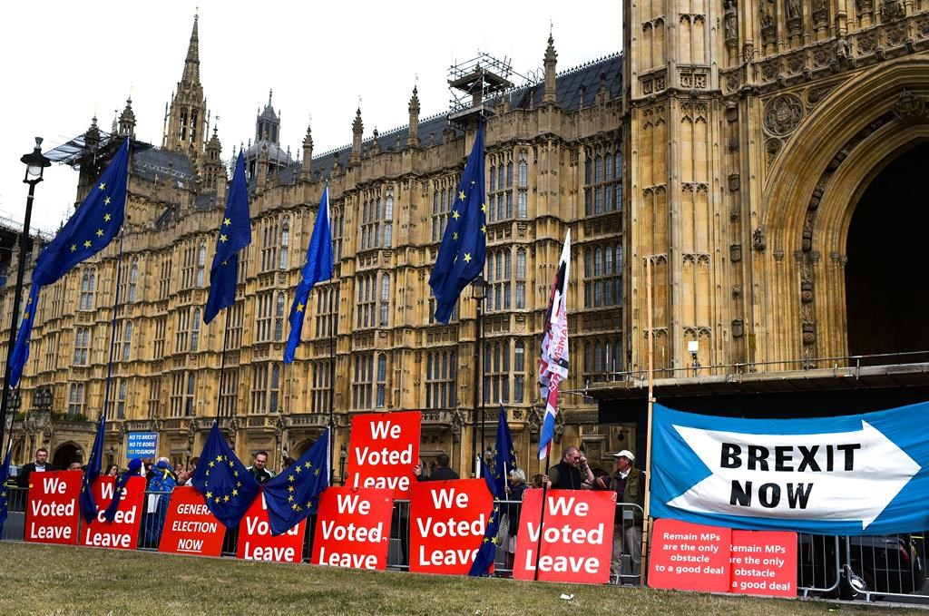 Brexit crisis grows as opposition rejects snap election call