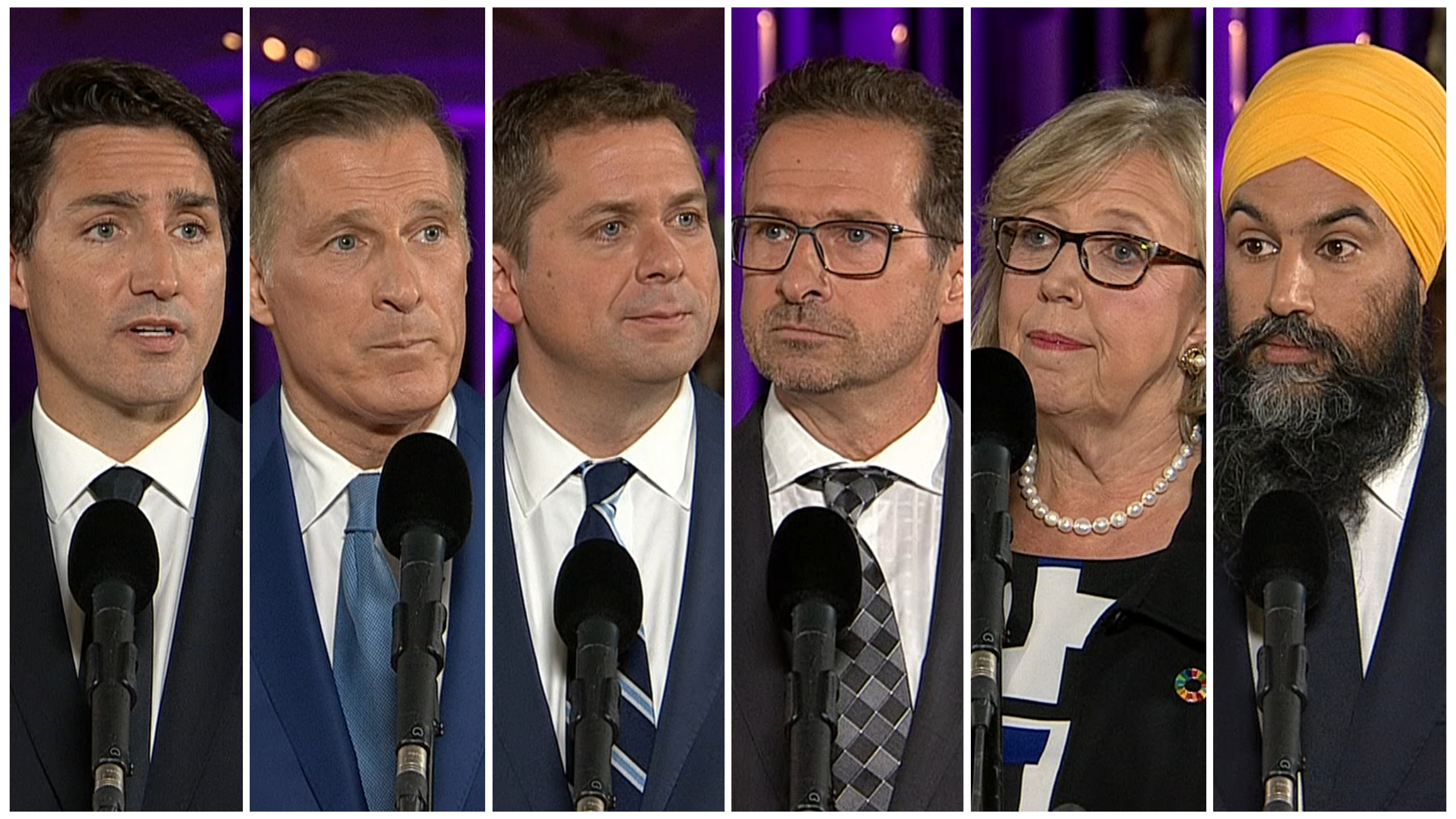 Canada Election A Look At The 2019 Federal Party Leaders