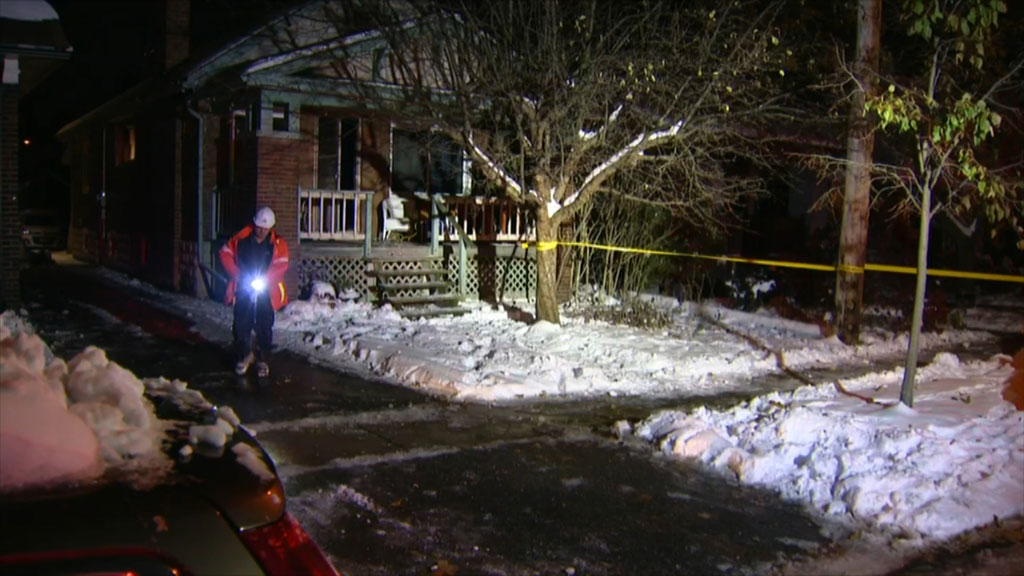 Woman, 73, dead in Etobicoke house fire