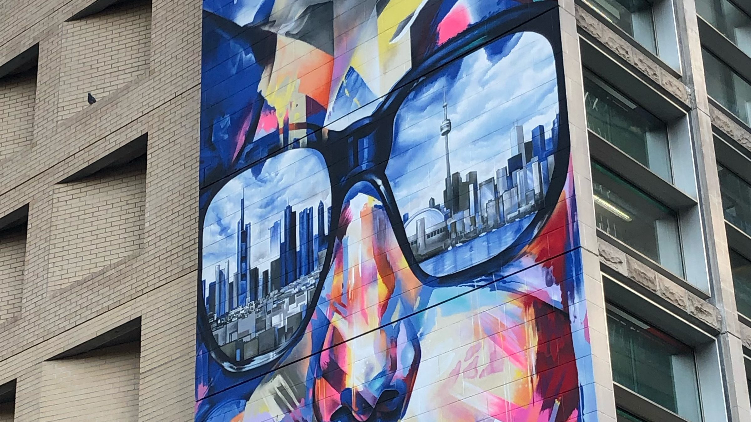Toronto Communities Getting A Makeover With Giant Murals