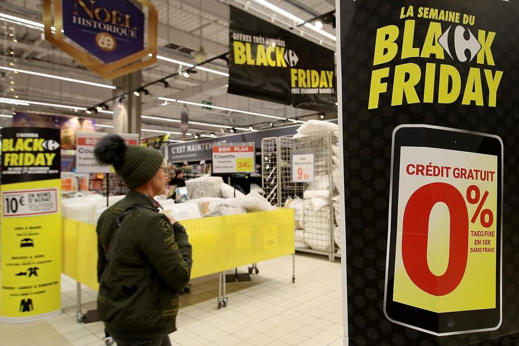 Black Friday Frenzy Goes Global And Not Everyone S Happy Citynews Toronto