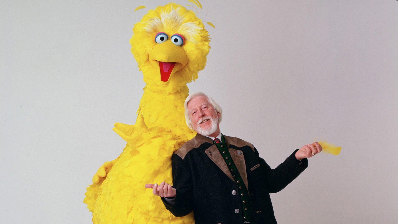 Caroll Spinney Voice Behind Big Bird And Oscar The Grouch