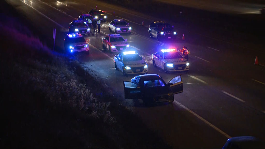 Passenger in vehicle tased during traffic stop on Hwy  410