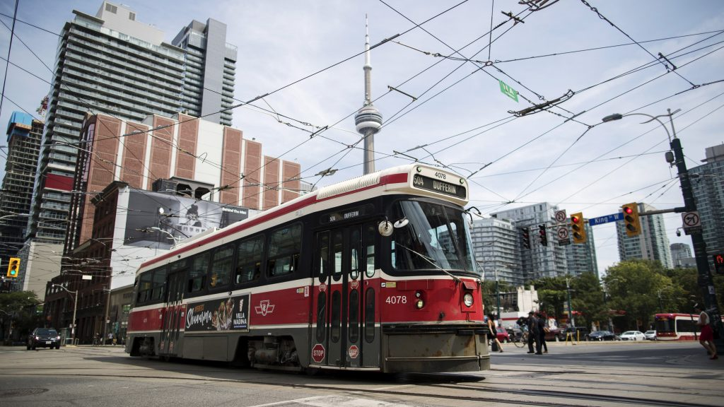 Man charged for allegedly pointing gun on TTC streetcar - CityNews Toronto