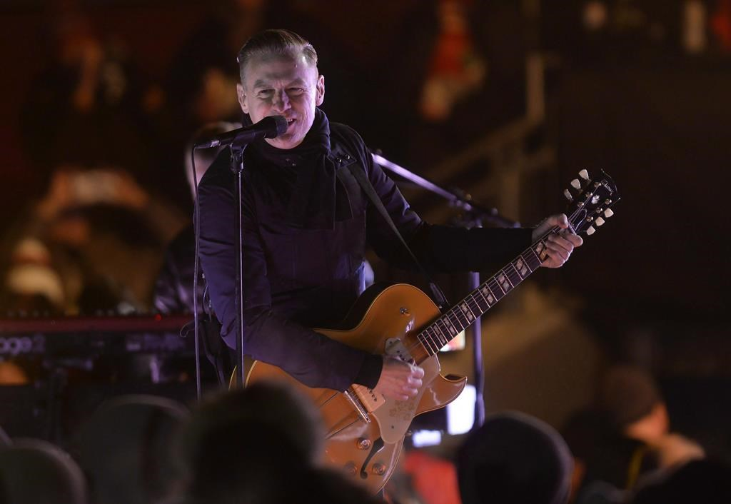 Bryan Adams Among Performers Set For Cbc New Year S Eve