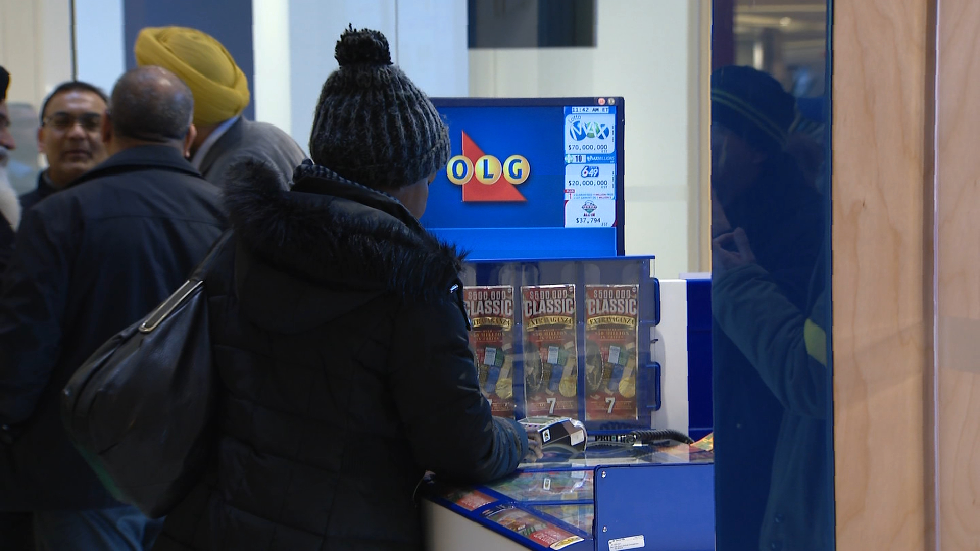 HISTORIC PRIZE: $70 million lottery ticket sold in Brampton