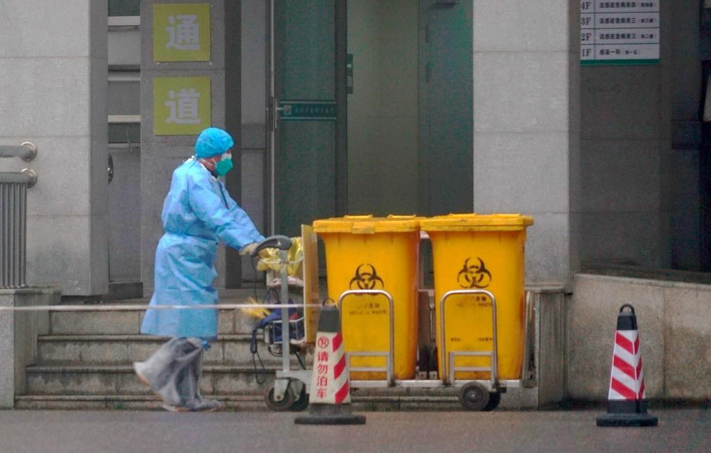 China agrees to World Health Organization sending experts to study virus