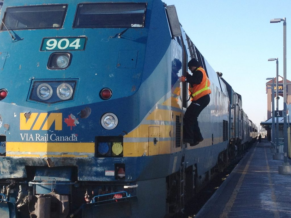 VIA Rail set to resume service between Ottawa, Quebec City and Montreal