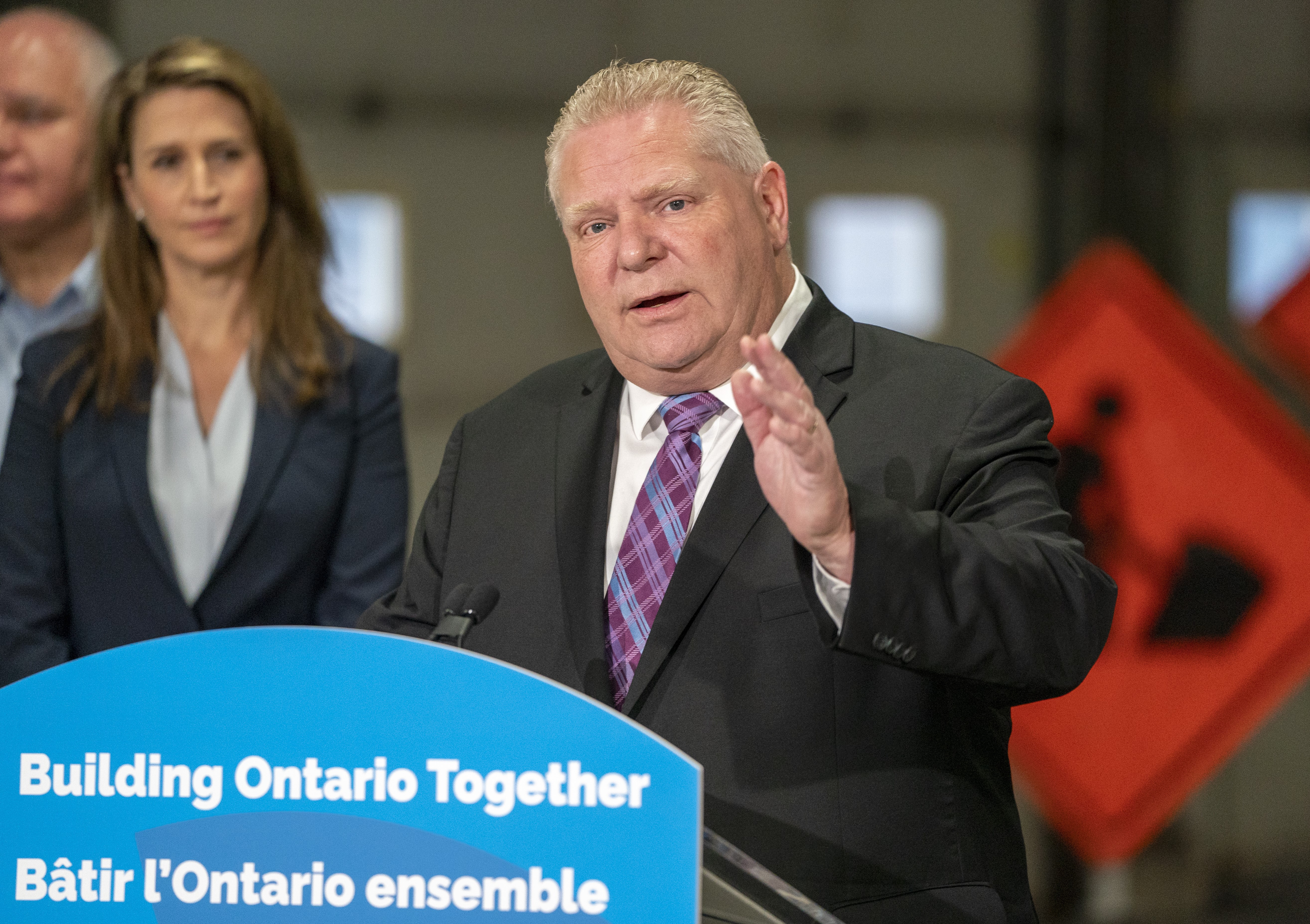 Ford Says Provincial Government Travel Will Continue As Officials Announce Latest Covid 19 Case Citynews Toronto
