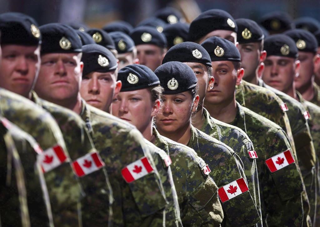 Canada still short on defence spending aims among U.S. NATO allies