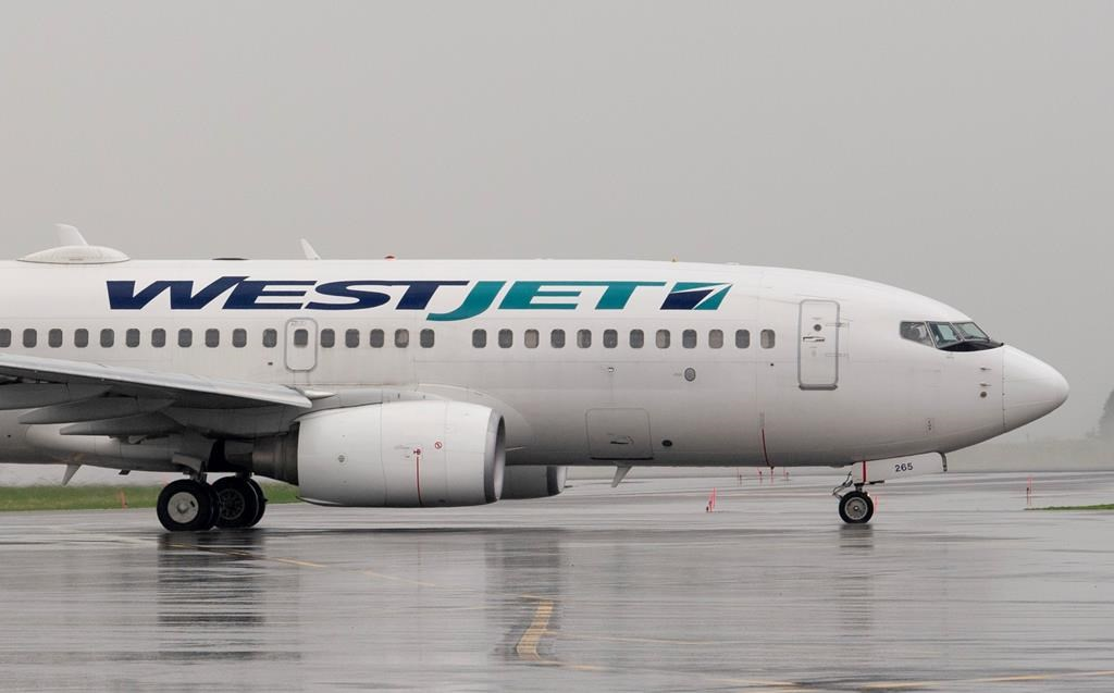 COVID-19: WestJet lays off nearly 7,000 people in response to virus