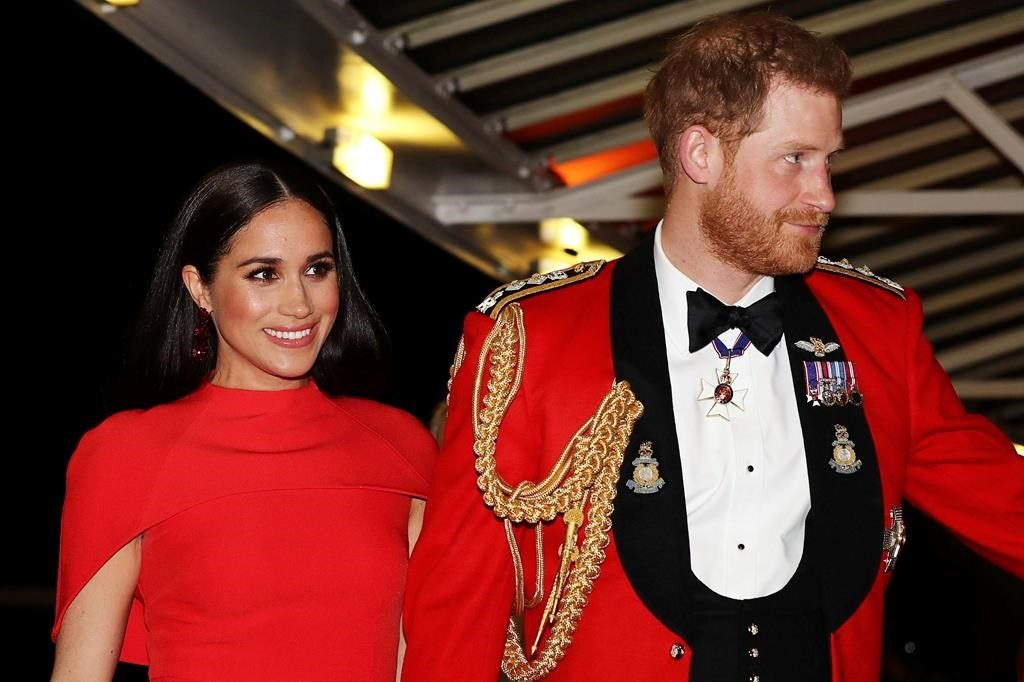 Meghan Markle Leads Harry to Permanantly Leave England and Canada for Good to Set Up in the Locked-down State of California Due to Coronavirus Plague–Not Good Timing