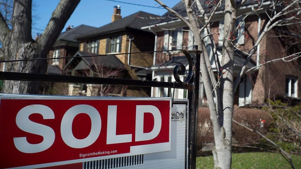 Toronto home prices spike to record $930869 in June