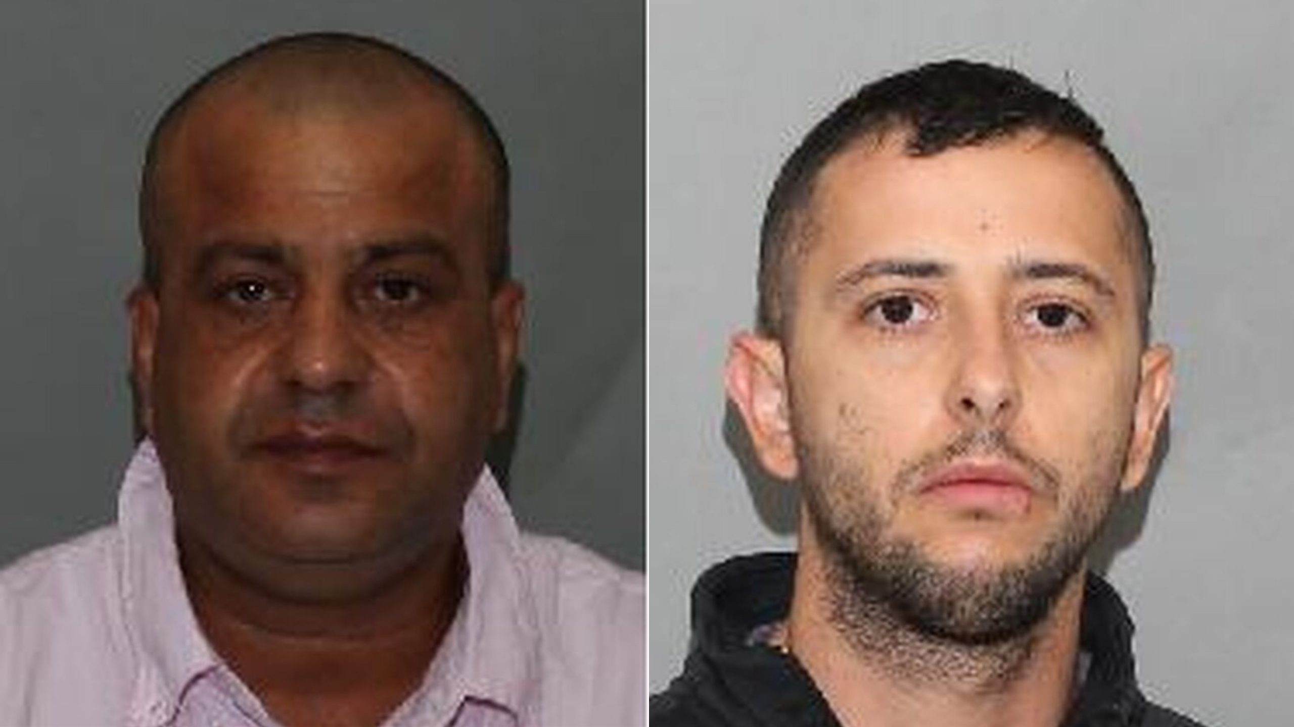Two men face almost 180 charges in distraction theft investigation - CityNews Toronto