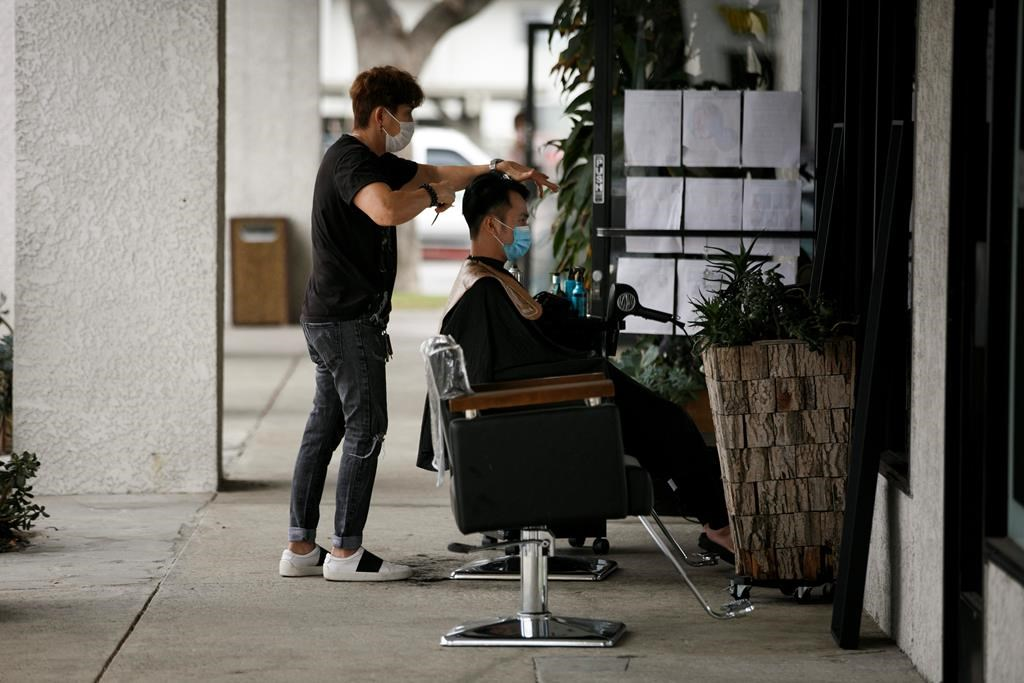 Toronto won't rule out outdoor haircuts, but some salons say it would... image
