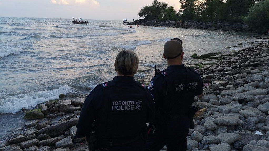 Body recovered near Bluffer's Park Beach
