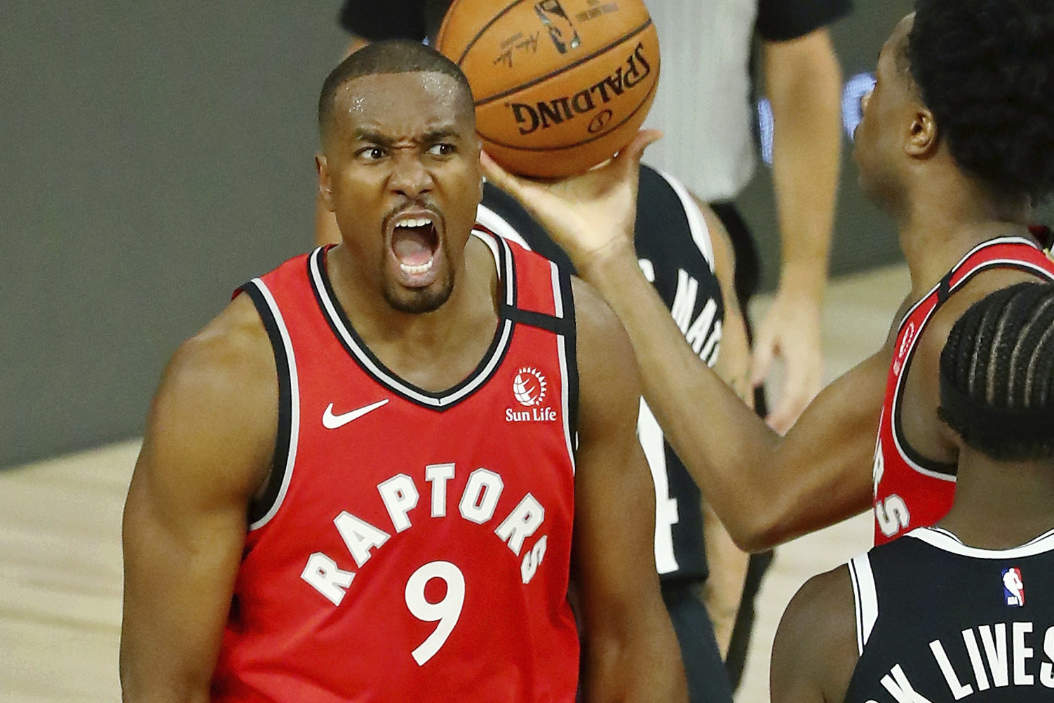 Raptors lose Serge Ibaka to Clippers in free agency