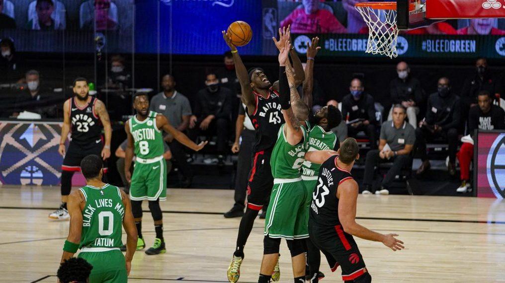 On To Game 7 Raptors Survive Celtics In Double Ot Thriller Citynews Toronto