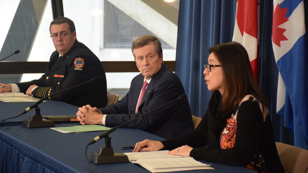 Toronto to publicly report more data on workplace COVID-19 outbreaks