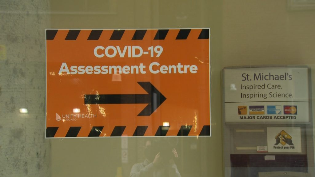Ontario reports 1,890 new COVID-19 cases with 28 more deaths