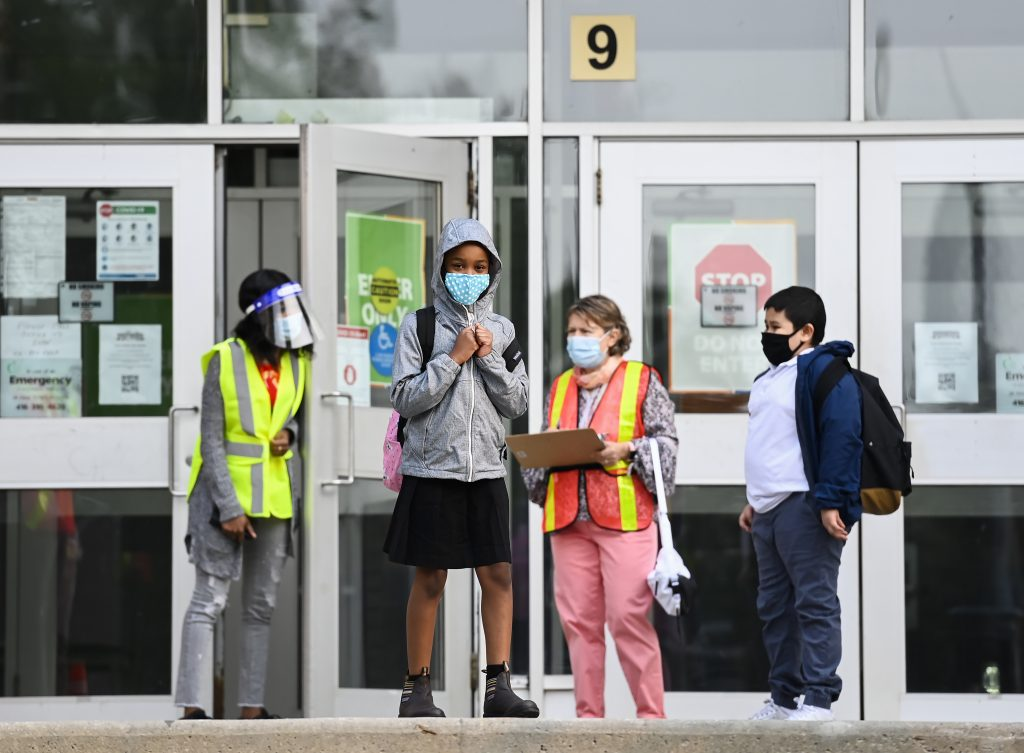 1 in 3 Toronto schools, nearly half of Brampton schools, have active COVID-19 cases - CityNews Toronto