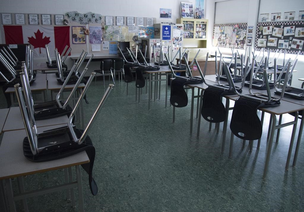 Province says local students to return to in-person learning on Monday