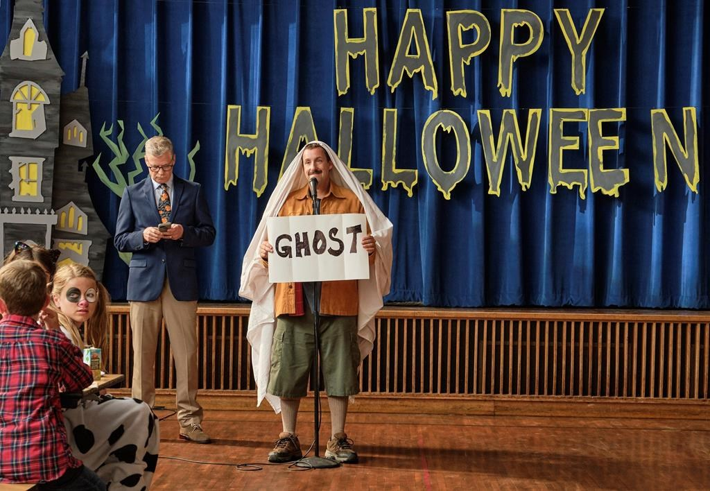Halloween Toronto 2020 Review Review: Adam Sandler's 'Hubie Halloween' is  good?   CityNews