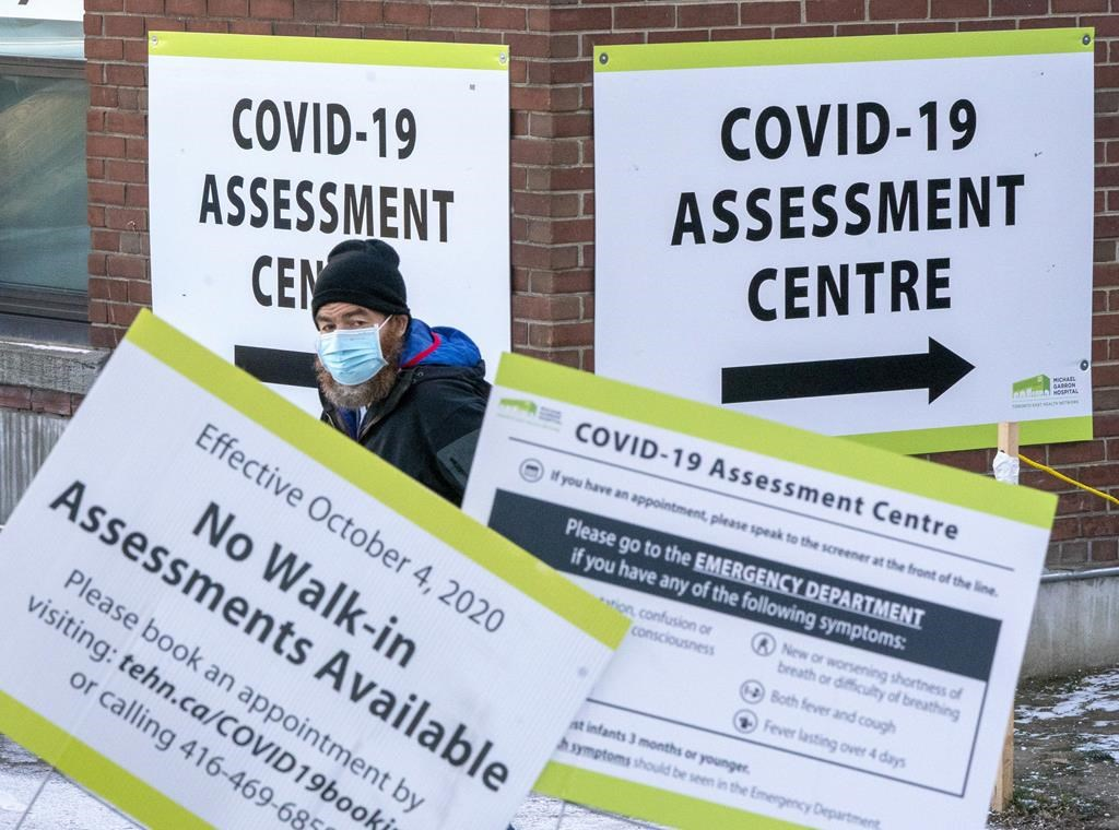 Ontario reports 3,443 new COVID-19 cases, 40 deaths, 100,000-plus vaccinated
