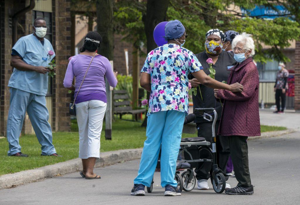 Families call on Ontario to change long-term care home policies - CityNews Toronto