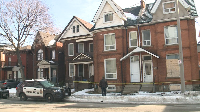 Newborn baby found buried in basement of Hamilton home, parents charged - CityNews Toronto