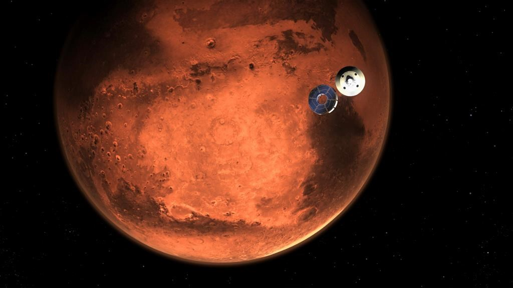 WATCH: Perseverance Lands on Mars Today in '7 Minutes of Terror'