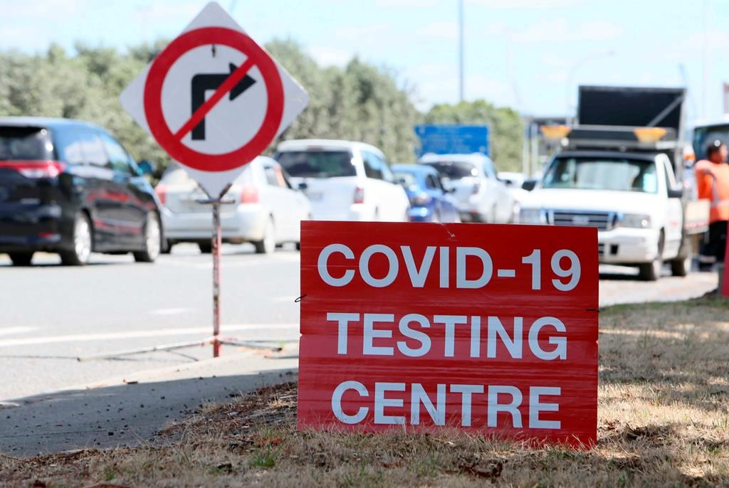 New Zealand city going into 3-day lockdown after virus found