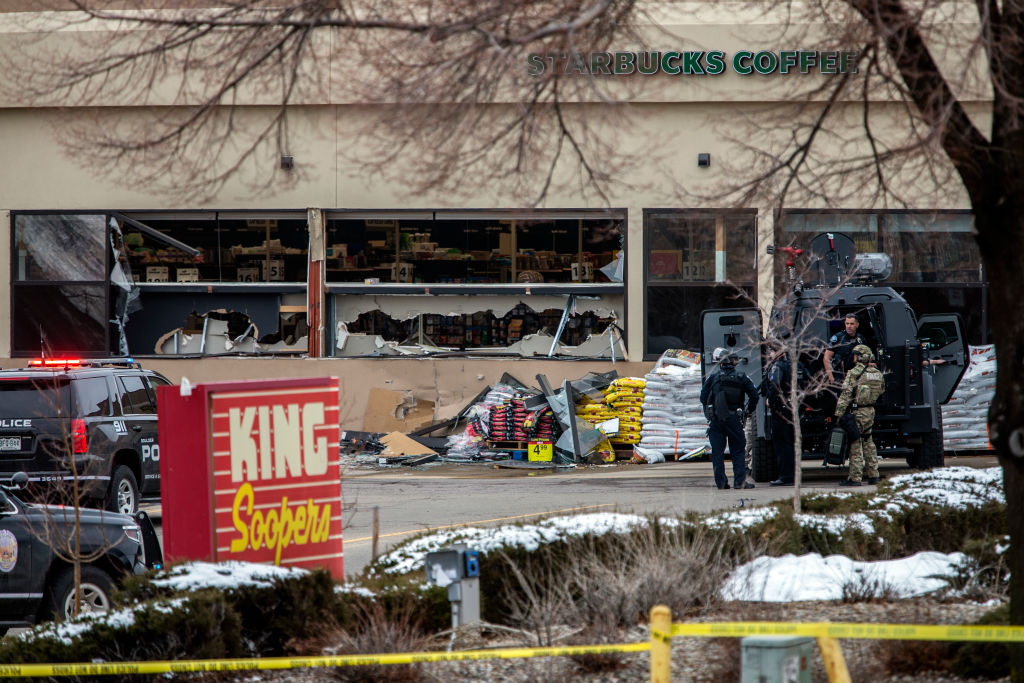 Active shooter reported at grocery store in Colorado: Boulder police