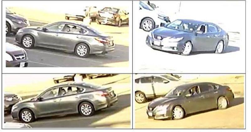 anti-asian hate crime suspect vehicle