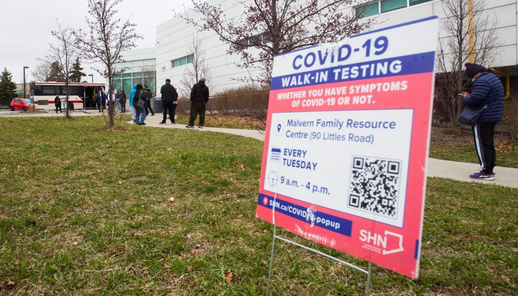Ontario reports 4,362 new cases of COVID-19 Saturday, 34 new deaths