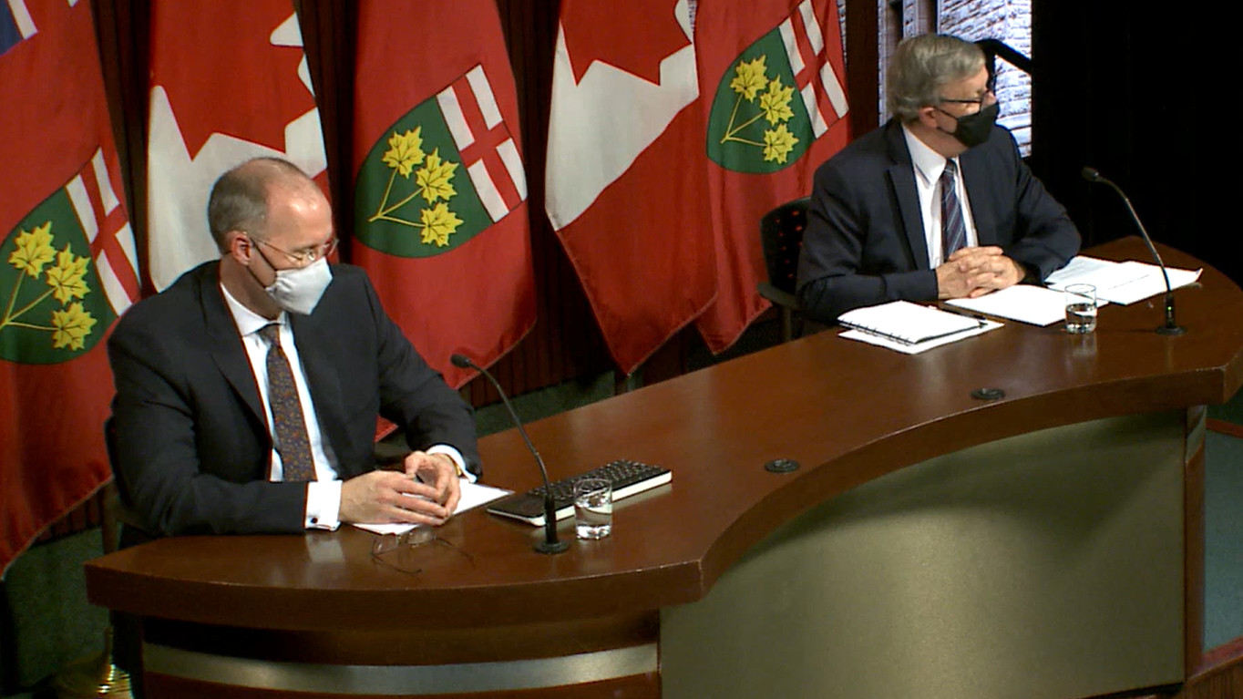 Business groups hope for best with province's reopening plan