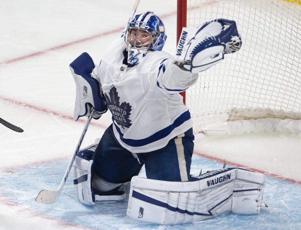 Maple Leafs shut out Canadiens to take 3-1 series lead - CityNews Toronto