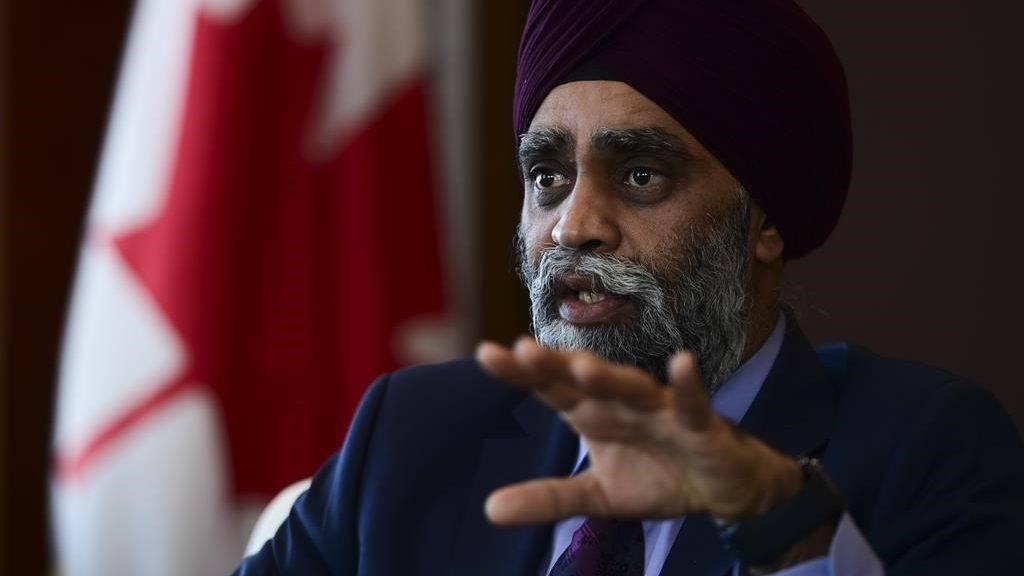 Prime Minister Justin Trudeau urged to appoint female defence minister
