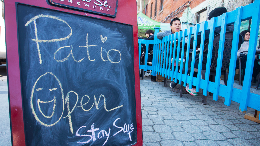 Ontario to enter Step 1 of reopening Friday, outdoor dining and non-essential retail to resume - CityNews Toronto
