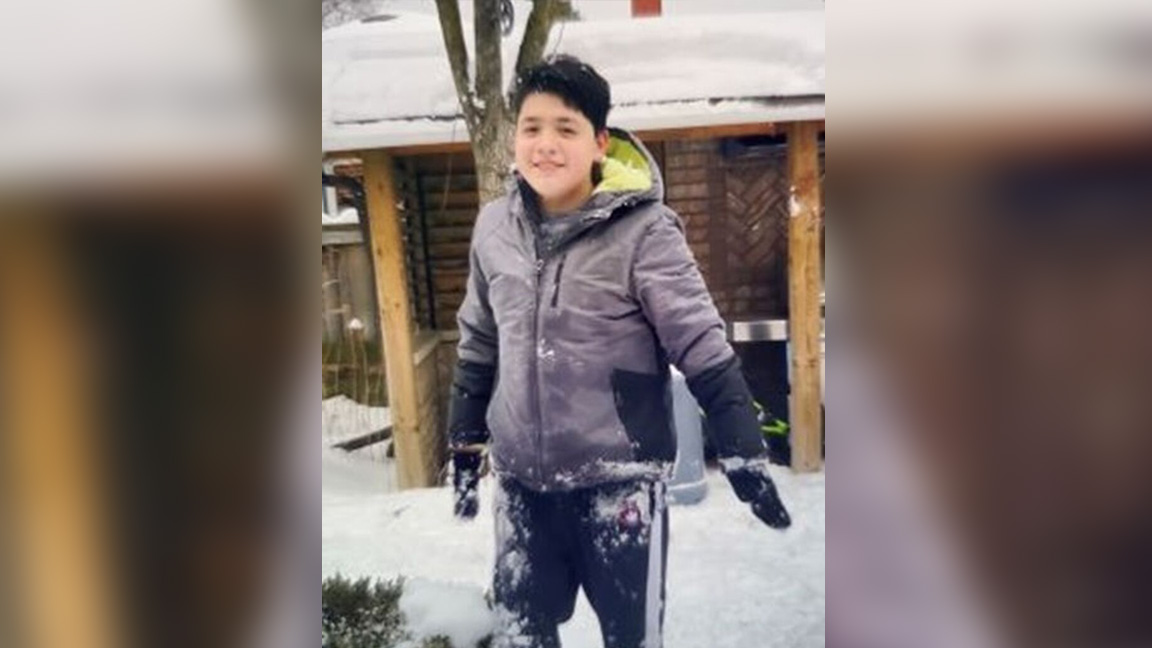 14-year-old boy missing from Malvern area