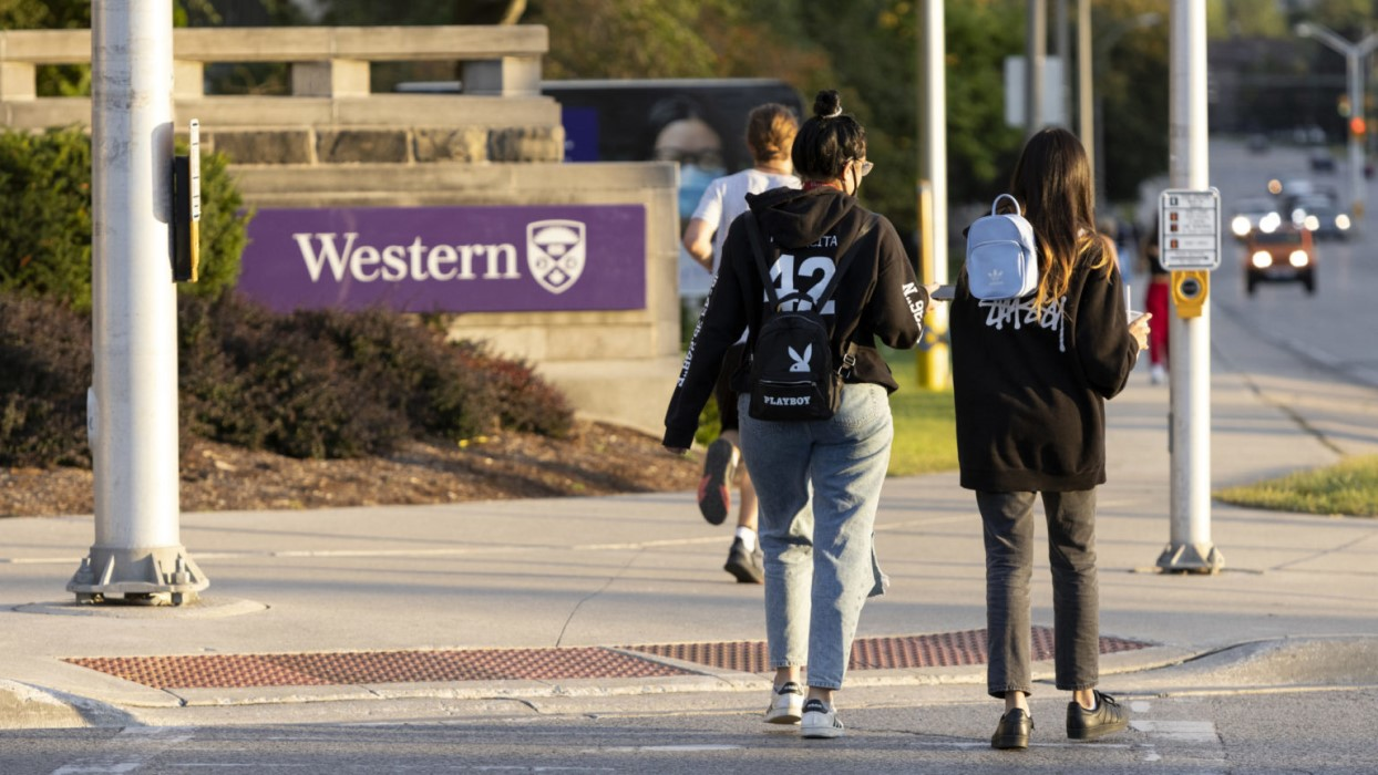 A terrifying week on campus at Western University