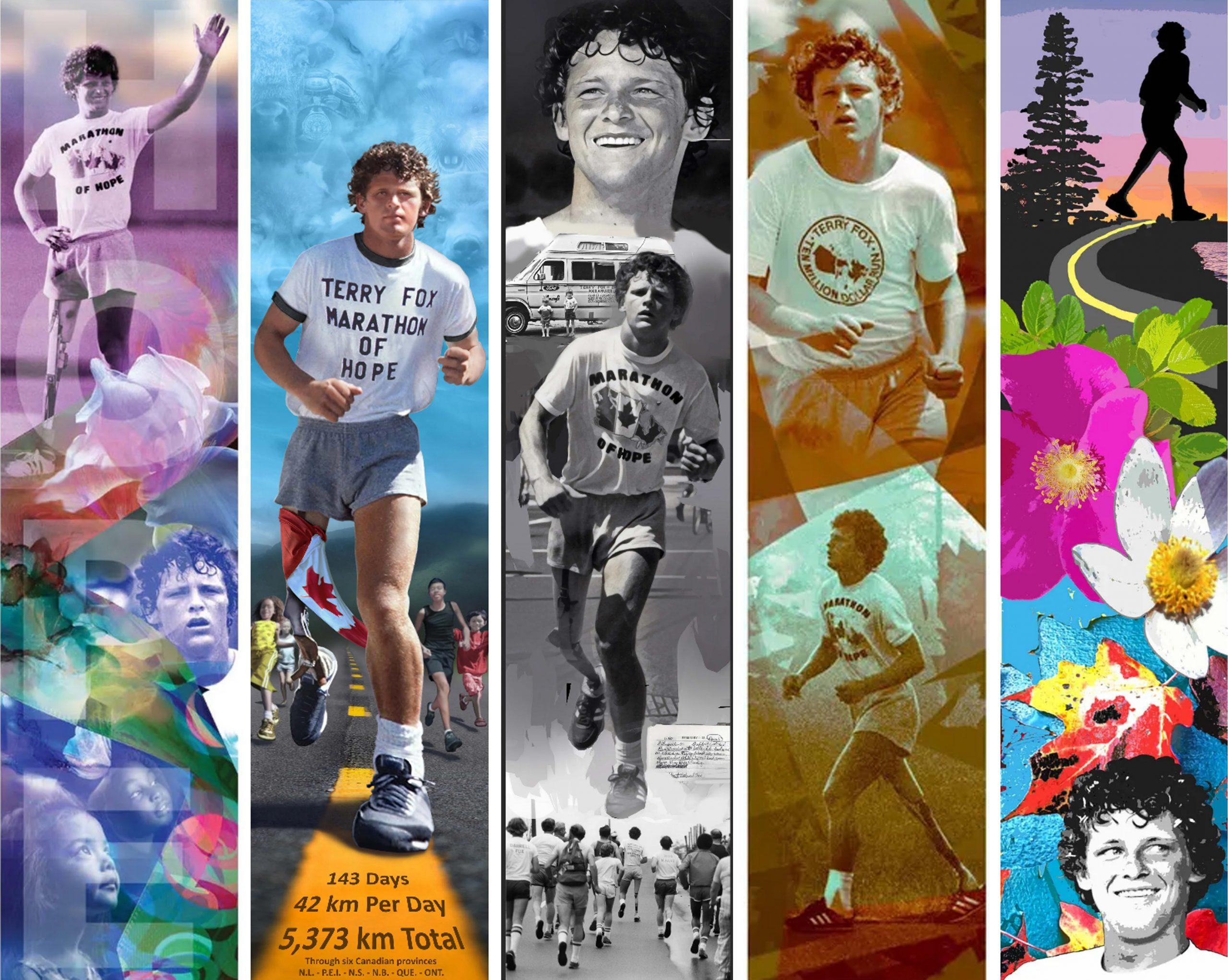 Large-scale landmark mural honouring Terry Fox planned for downtown Toronto